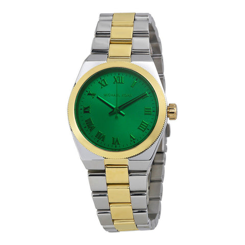 Michael Kors Channing Watch - Green