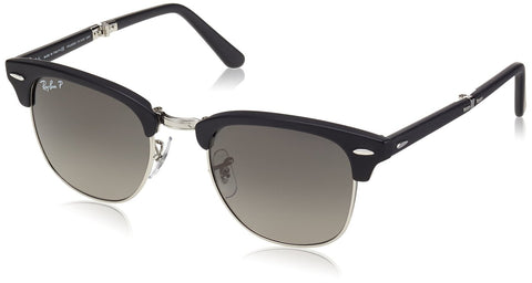 Ray-Ban Sunglasses - RB2176 / Frame: Matte Black Lens: Polar Grey Gradient
