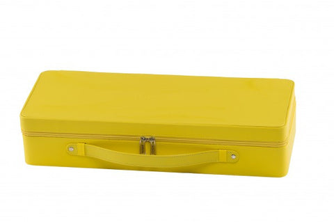 Collector Case Yellow 16 Piece