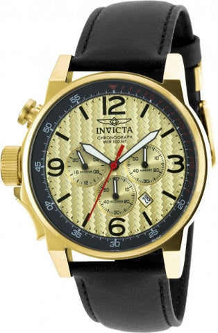 Invicta Men's 20137SYB I-Force Analog Display Quartz Black Watch