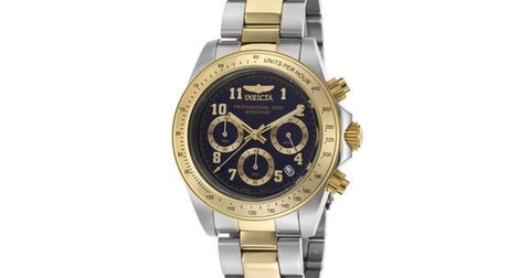 Invicta Men's 17028 Speedway Quartz Chronograph Blue Dial Watch