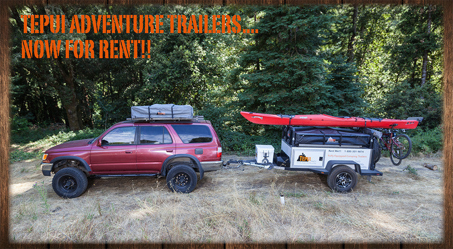 Tepui Adventure Trailer