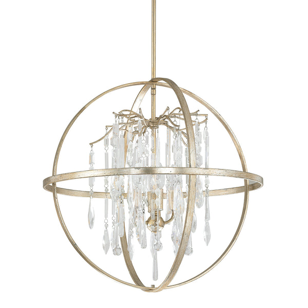 Carrington 4 Light Pendant