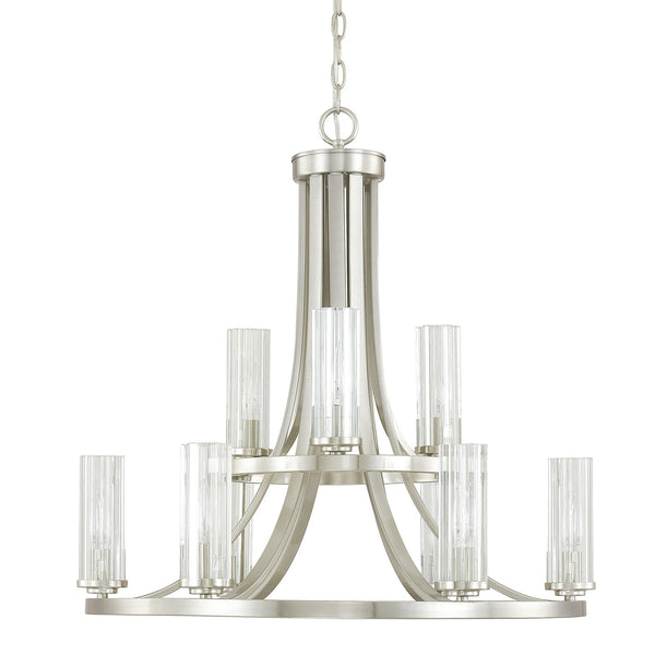 Emery 9 Light Chandelier