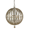 Lowell 4 Light Pendant