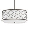 Sawyer 4 Light Pendant