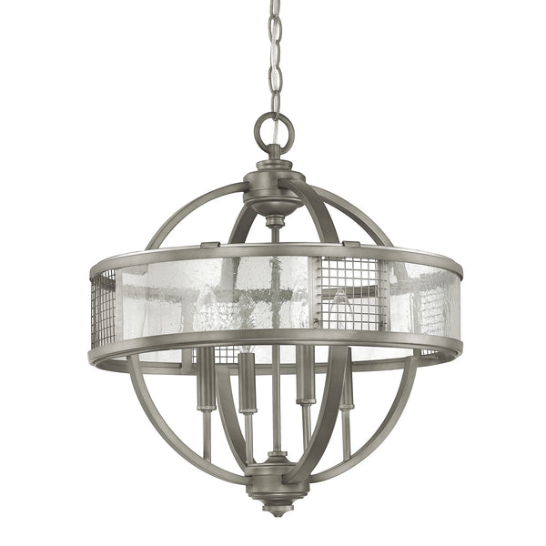 Davis 4 Light Foyer Fixture