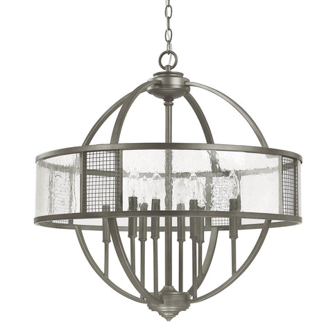 Davis 8 Light Pendant