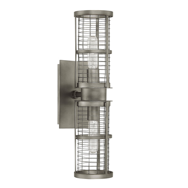 Davis 2 Light Sconce