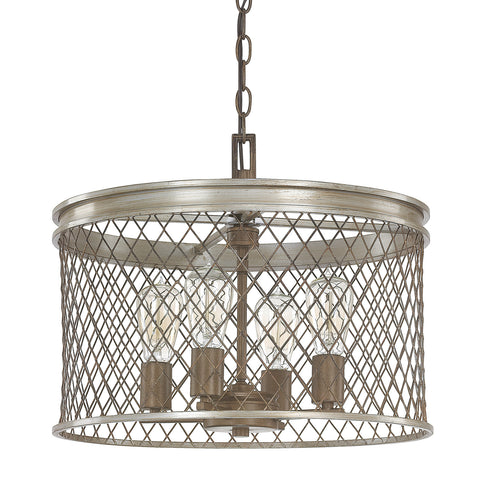 Eastman 4 Light Pendant
