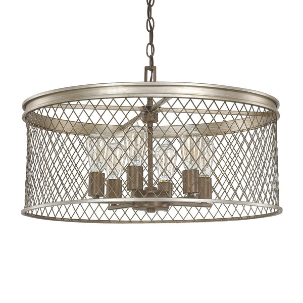 Eastman 6 Light Pendant