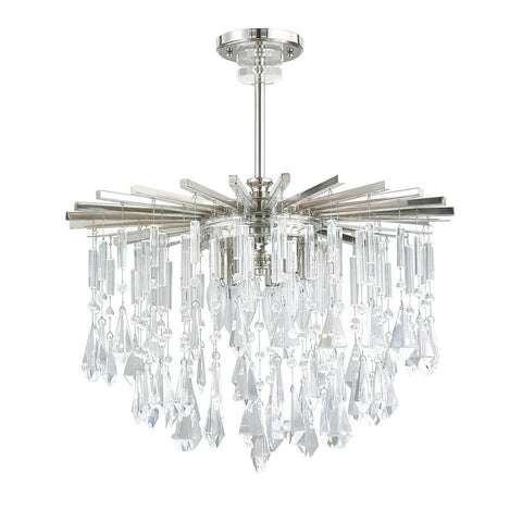 Carrington 6 Light Chandelier