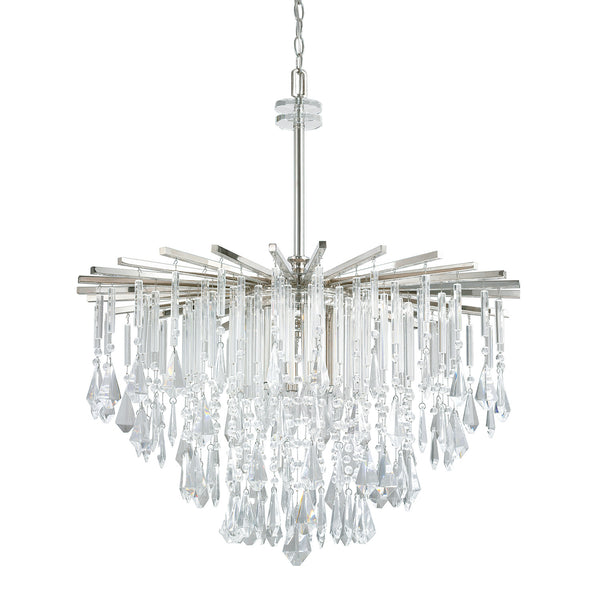 Carrington 6 Light Chandelier XL
