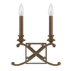 Alexander 2 Light Sconce