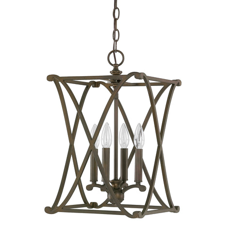 Alexander 4 Light Foyer Fixture