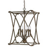 Alexander 6 Light Foyer Fixture