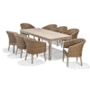 Rectangle Dining Table, Rustic