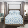 Young Love Cotton Duvet Queen and Sham Set