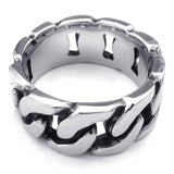 316L Stainless Steel Band Biker Ring - Bikers 4 Life Stuff - 2