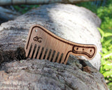 Cleaver Beard Comb And Gift Box