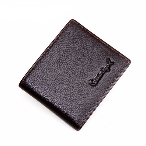 Cobbler Legend Leather Bifold Clutch Wallets