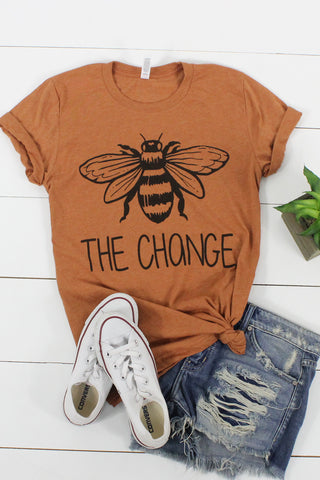 Bee The Change - Glittering Boutique