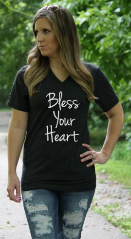 Bless Your Heart - Glittering Boutique