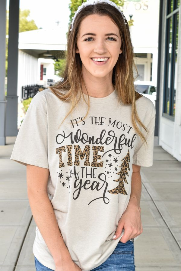 Most Wonderful Time - PLUS SIZES