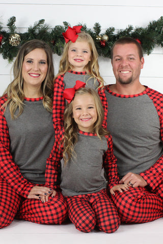 Family Christmas Pajamas!