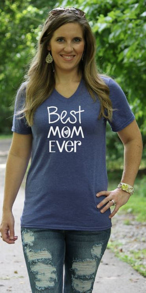 Best Mom Ever - Glittering Boutique