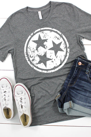 Tri Star Bella Canvas Unisex Tees