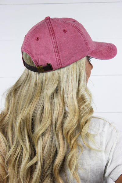 CUSTOM Area Code Baseball Hat - Glittering Boutique