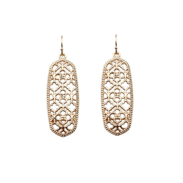 Head Over Heels Earrings - Glittering Boutique