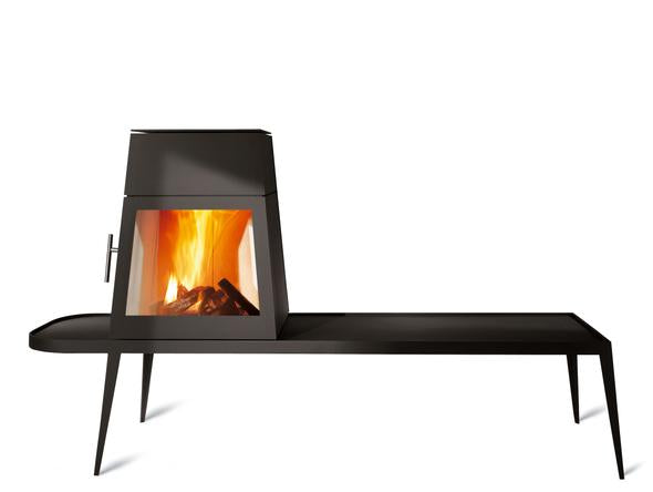 Chilton featured in Architectural Digest <br />for the Modern Shaker Stove