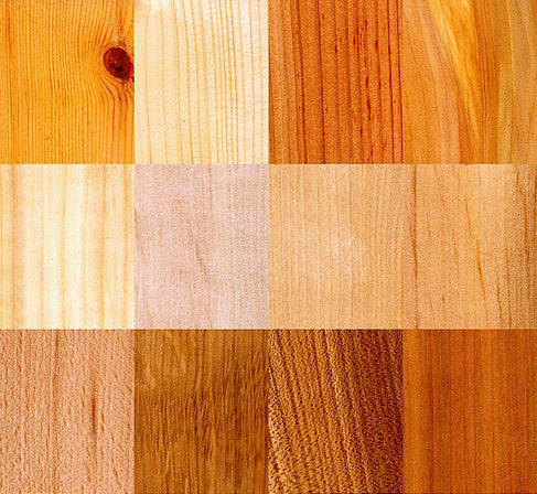 Why does wood change color?