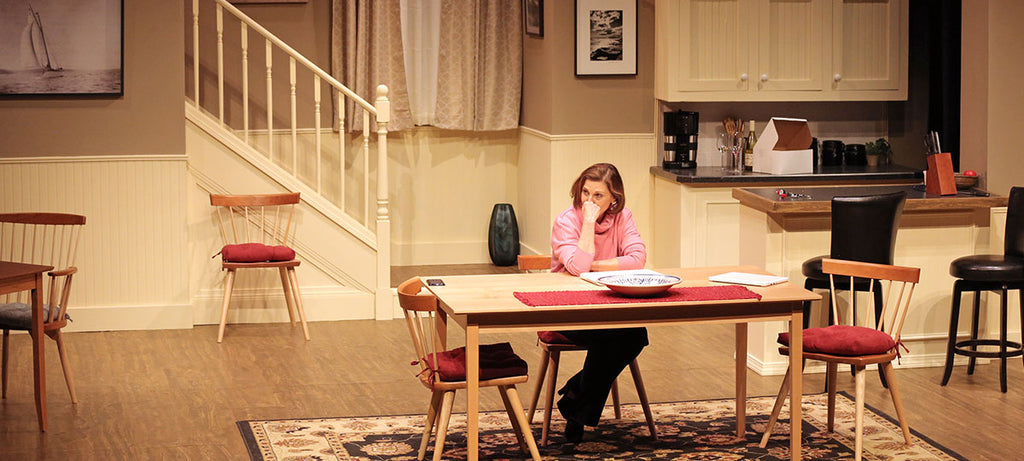 Chilton's Shaker Collection Featured in Good Theater's Production of Admissions