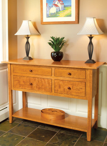 The Campbell sideboard