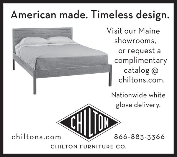 Chilton Furniture - American Made. Timeless Design.