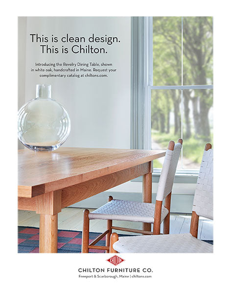 Chilton Furniture - This is clean design.