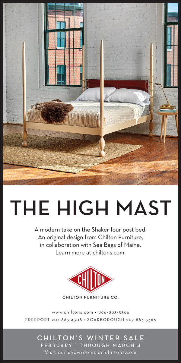 Chilton Furniture - The High Mast