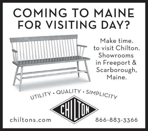 Chilton Furniture - Maine Visiting Day
