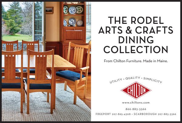 Chilton Furniture - Rodel Arts & Crafts Dining