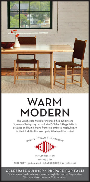Chilton Furniture - Warm Modern