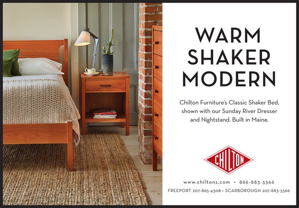 Chilton Furniture   Warm Shaker Modern