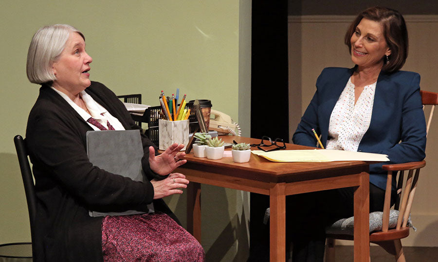 Chilton Furniture Featured in Good Company's Production of Admissions