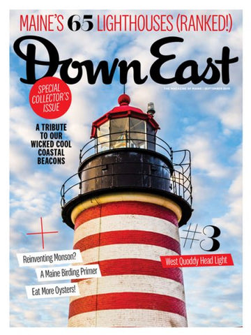 Downeast Magazine - September 2019