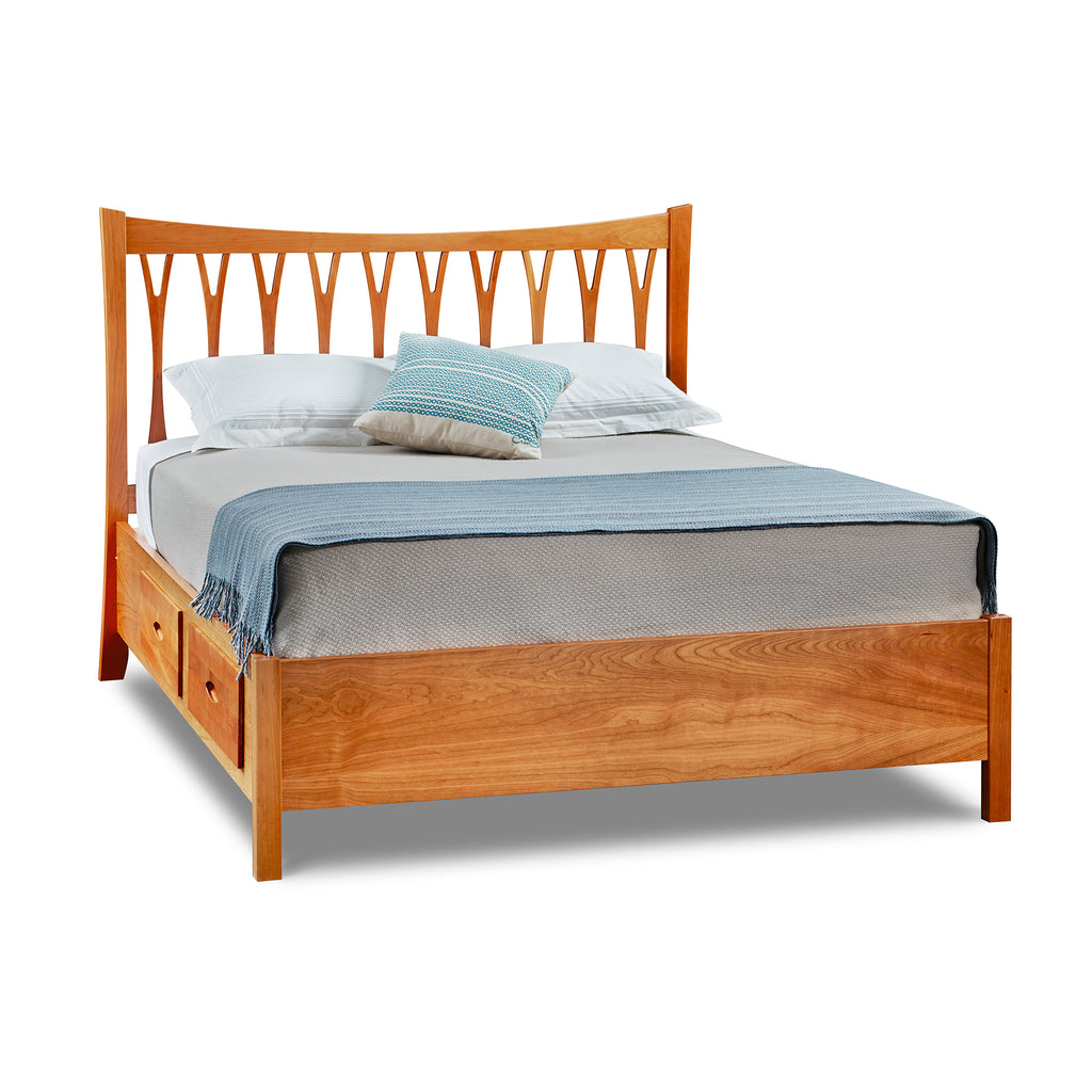 Penobscot Arbor Storage Bed