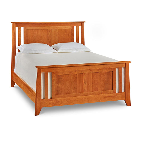 Bangor bed chilton furniture for Arts and crafts beds