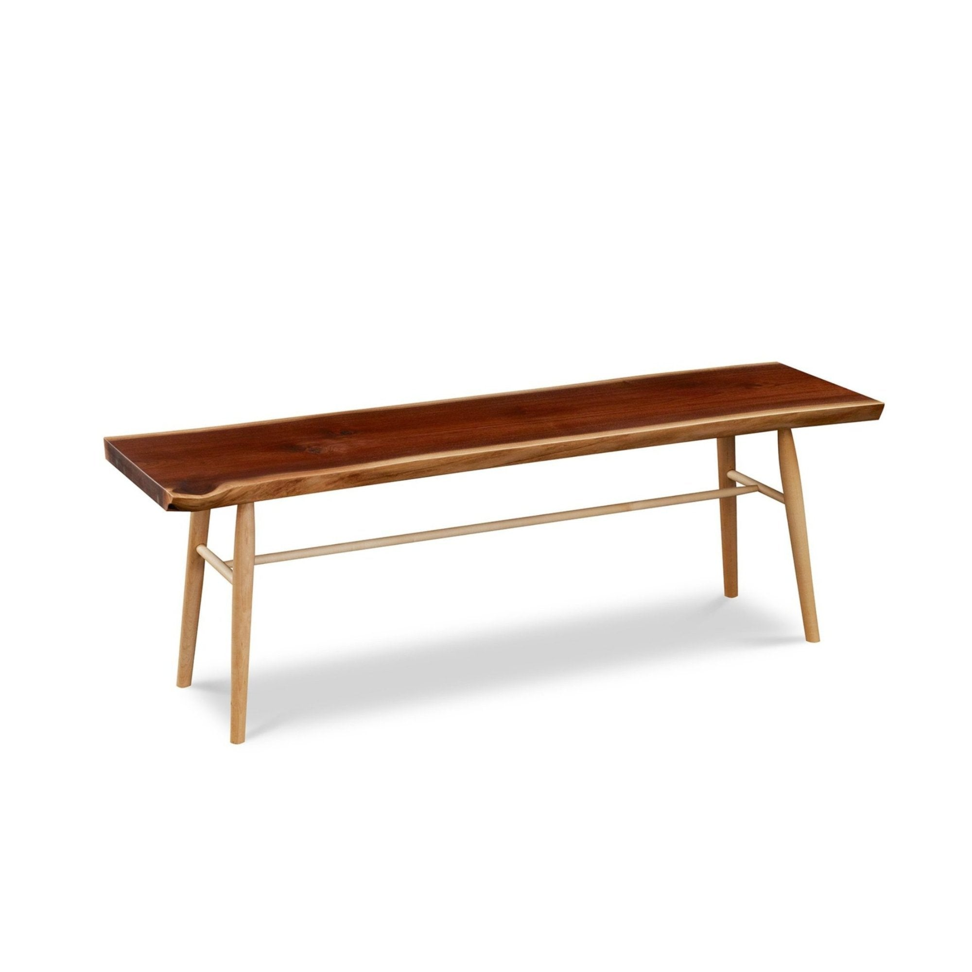 Picture of: Live Edge Slab Coffee Table Or Bench Chilton Furniture