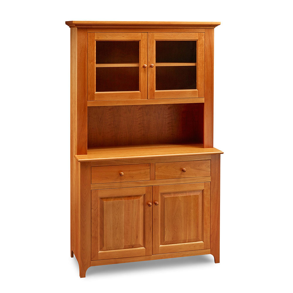 Casco Step Back Hutch Chilton Furniture